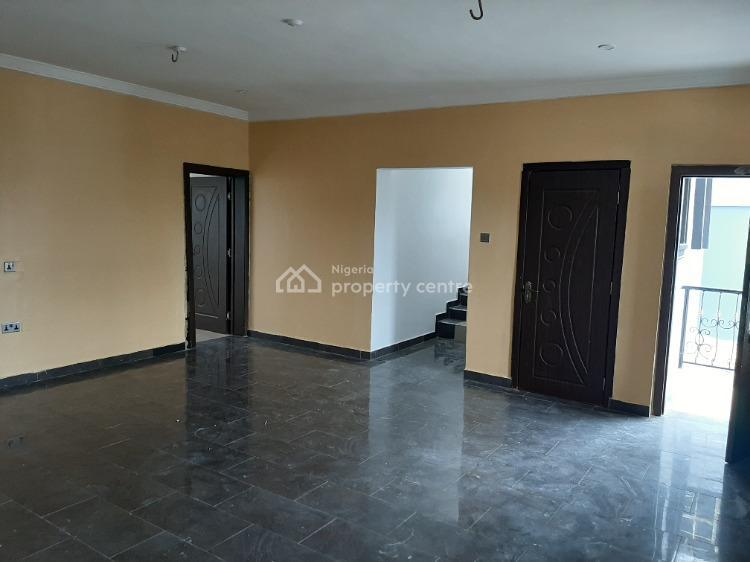 Spacious Brand New 5 Bedroom Duplex Plus Bq, Before Sangotedo Shop Rite, Sangotedo, Ajah, Lagos, Detached Duplex for Sale