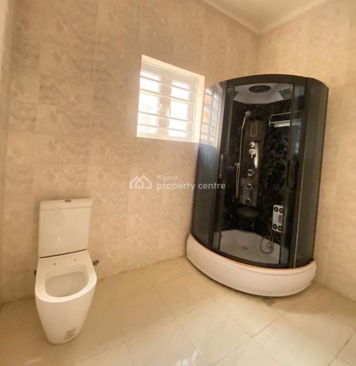 4 Bedroom Semi-detached House, Chevron Environs, Lekki, Lagos, Semi-detached Duplex for Sale