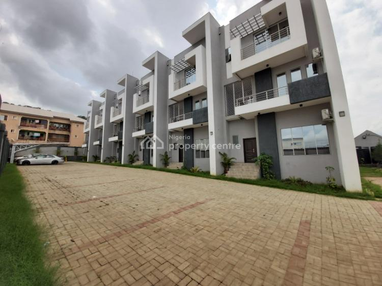 Brand New Luxury Well Located 4 Terrace House with Bq, Dawaki, Gwarinpa, Abuja, Terraced Duplex for Sale