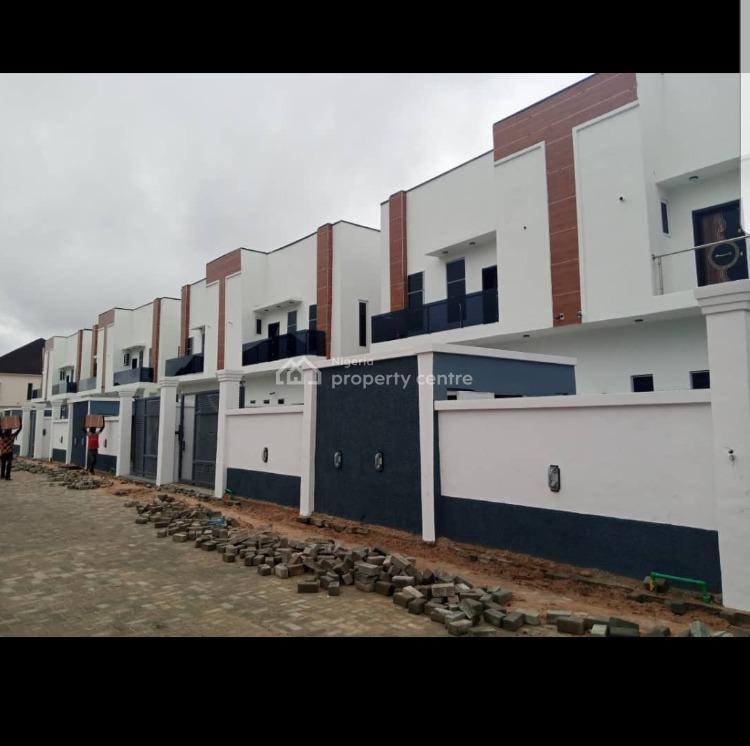 4 Bedroom Semi Detached Duplex, Ikota Villa Estate, Ikota, Lekki, Lagos, Semi-detached Duplex for Sale