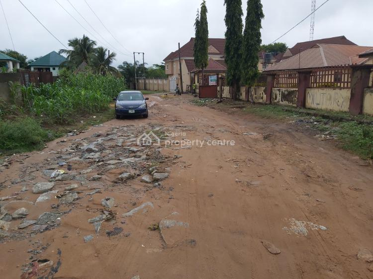 Well Located, Dry and Fenced 2,700 Square Metres, Airport Road, By Aco Estate, Lugbe District, Abuja, Residential Land for Sale