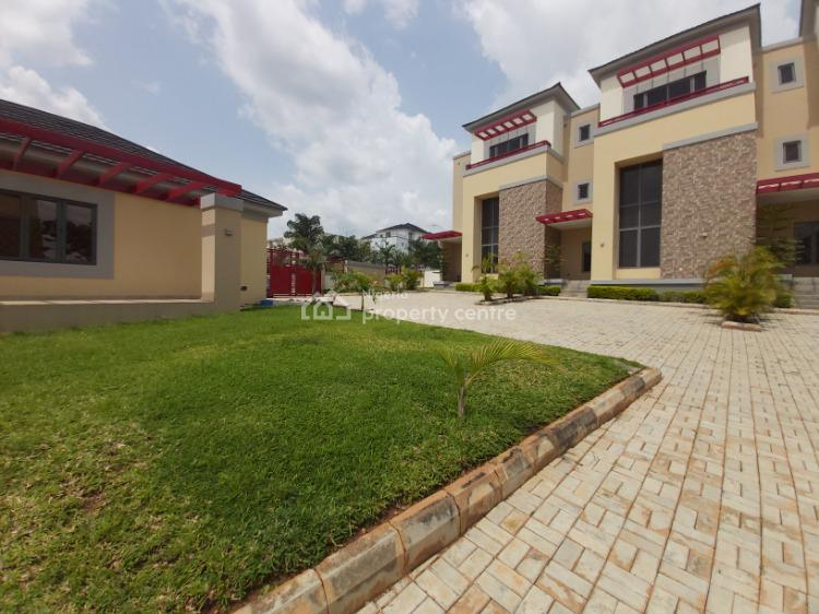 Brand New Luxury 4 Bedroom Terrace House with Bq, Katampe Extension, Katampe, Abuja, Terraced Duplex for Sale