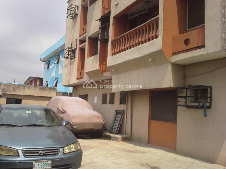 a Solid 10 Unit of of 3 Bedroom Flat on a 2 Storey Building, Airways, Ijesha, Lagos, Block of Flats for Sale