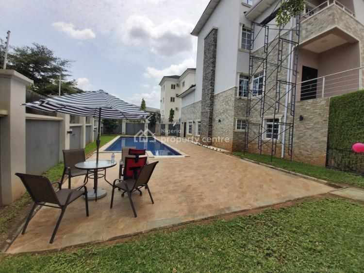 Brand New Luxury & Well Located 3 Bedroom Terrace House with Bq, Katampe Extension, Katampe, Abuja, Terraced Duplex for Sale
