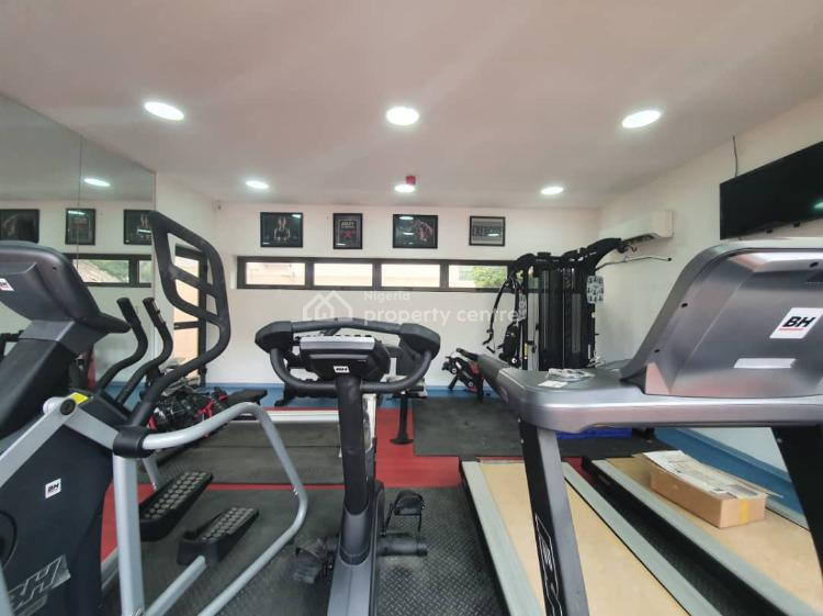 3 Bedroom Luxury Apartment  Gym Communal Swimming Pool Air Conditioner, Old Ikoyi, Ikoyi, Lagos, Flat for Rent