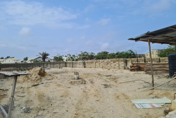 Sand Filled Land Measuring 450sqm in a Well Secured Estate, Orchid Hotel Road, Lekki, Lagos, Residential Land for Sale