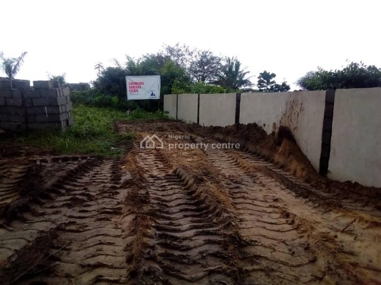 Commercial Land with C of O, Rebeccas Court Phase 1 Lagasa 2 Minutes Drive From Eputu Town, Oribanwa, Ibeju Lekki, Lagos, Commercial Land for Sale
