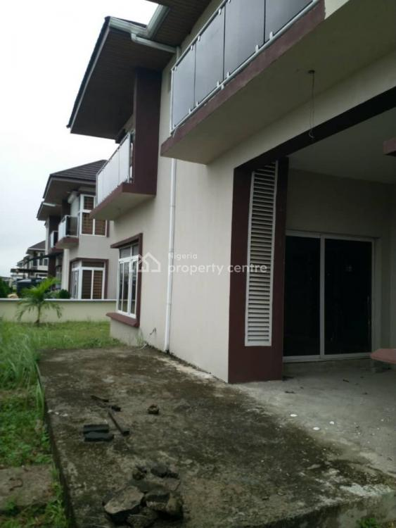 Uncompleted House Serviced with 24 Hours Power, Pinnock Beach Estate Phase 3, Osapa, Lekki, Lagos, Detached Duplex for Sale