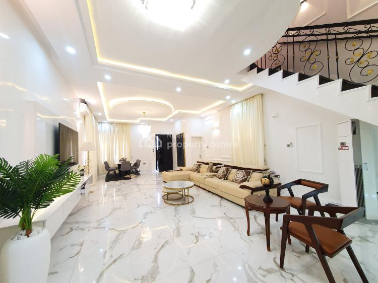 Luxury & Exotic 5 Bedroom Fully Detached House with Swimming Pool, Lekki, Lagos, Detached Duplex for Sale