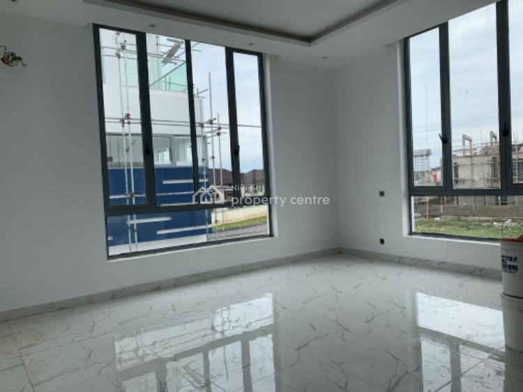 5 Bedroom Luxury Water Front Detached House with Bq, Pinnock Beach Estate, Osapa, Lekki, Lagos, Detached Duplex for Sale