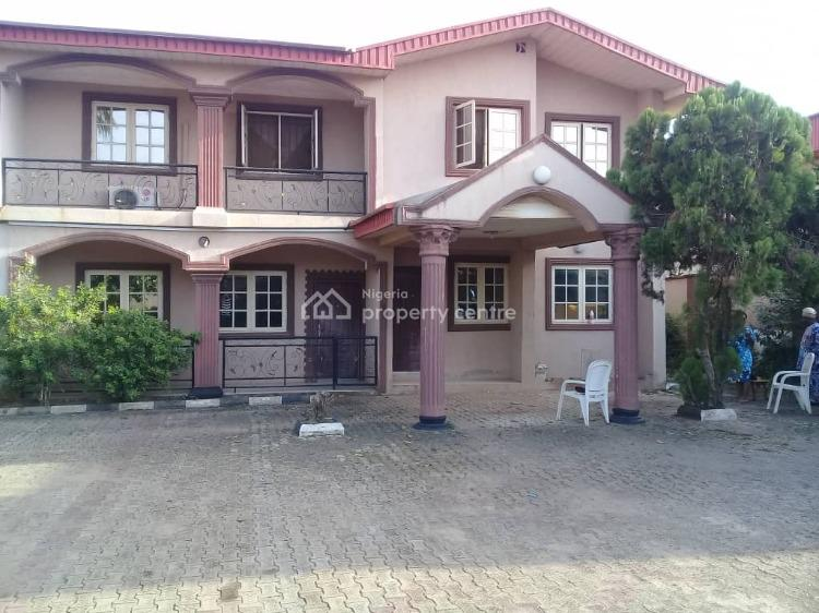Executive 7 Bedroom Duplex, Off Babalegba Bus Stop, Ijegun, Ikotun, Lagos, Detached Duplex for Sale