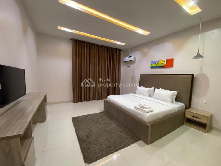 Graham Luxury 4 Bedroom, Ikate, Lekki, Lagos, Flat Short Let