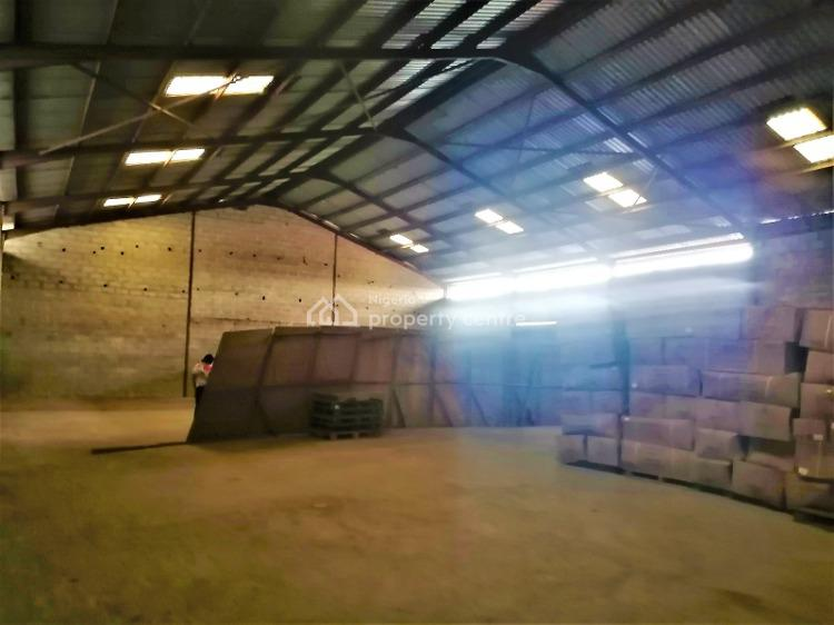 Warehouse Capacity of 6,500 Sqft with Office Capacity of 3,000 Sqft, Oregun, Ikeja, Lagos, Warehouse for Rent