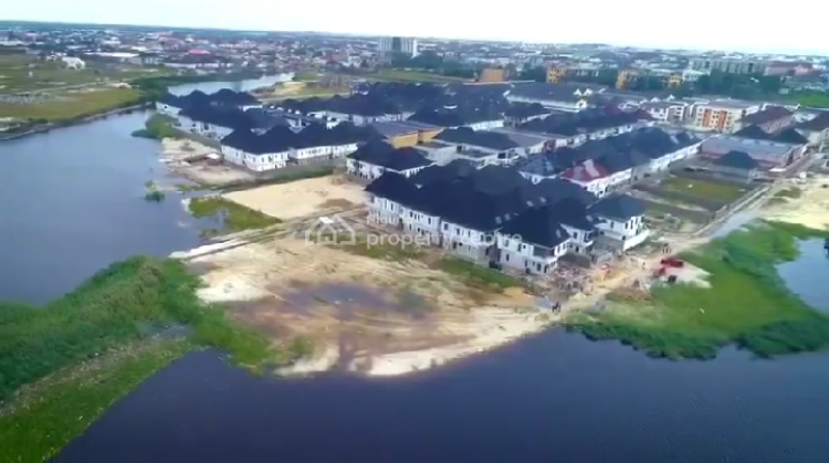 Waterfront Land, Chevron Alternative Route, Lekki, Lagos, Residential Land for Sale