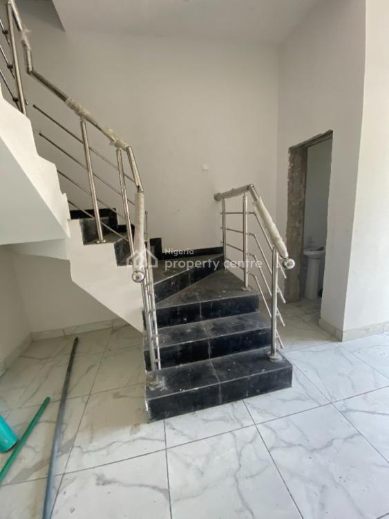 Newly Built 4 Bedroom Terraced Duplex with B.q, Ikate, Lekki, Lagos, Terraced Duplex for Sale