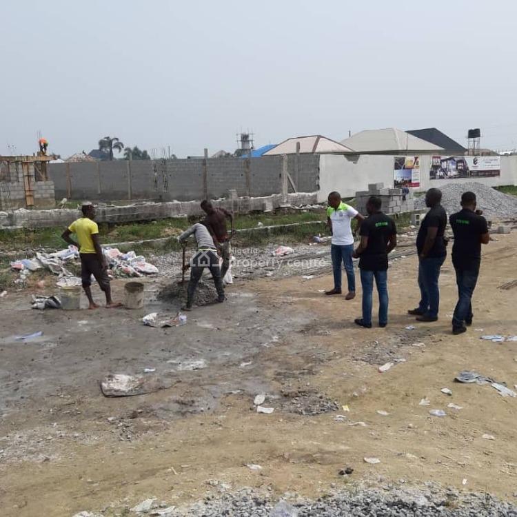 Affordable Residential Land, Pensmore Estate Otolu Along Dangote Refinery  in Otolu, Oribanwa, Ibeju Lekki, Lagos, Residential Land for Sale