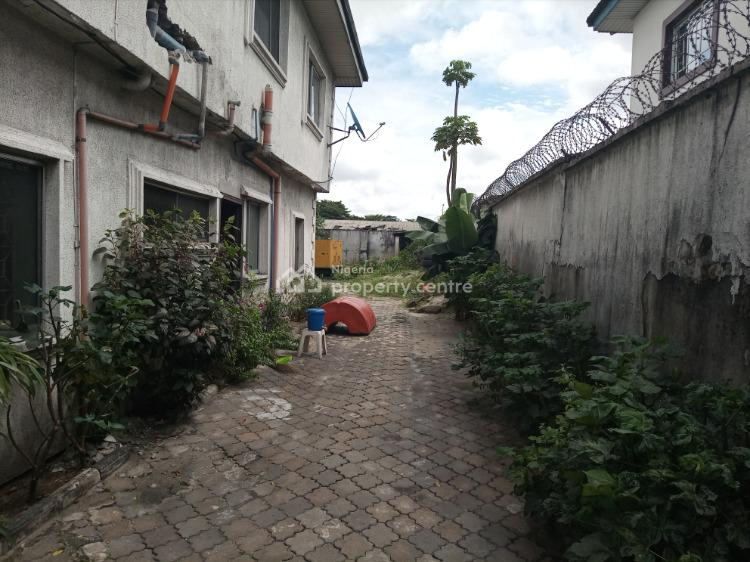 Well Located and Dry Table Surface 2 Plots of Land., King Perekule, Port Harcourt, Rivers, Residential Land for Sale