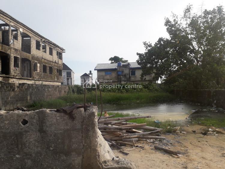 a Standard Plot of Land, Off Ologolo Road, Ologolo, Lekki, Lagos, Residential Land for Sale