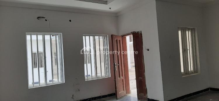 Finished 4 Bedroom Terrace House 3 Floors, White House Estate Off Peninsula Estate, Sangotedo, Ajah, Lagos, Terraced Duplex for Sale