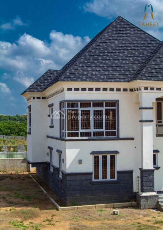 4 Bedroom Semi Detached Duplex, Taheel Estate, Around Nizamiye Turkish Hospital, Karmo, Abuja, Semi-detached Duplex for Sale
