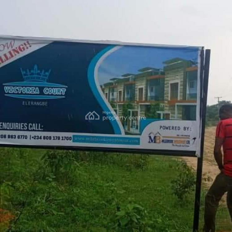 Commercial Land, Eagles Garden Along Isele Azagba Opposite Eastern Metal Company, Asaba, Delta, Commercial Land for Sale