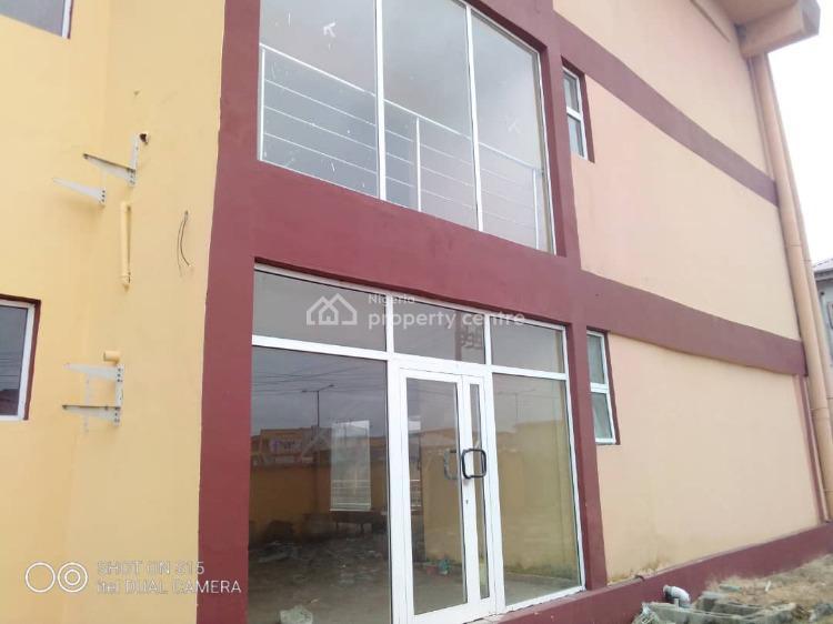Well Built Shop, Facing Lekki - Epe Expressway, Sangotedo, Ajah, Lagos, Shop for Rent