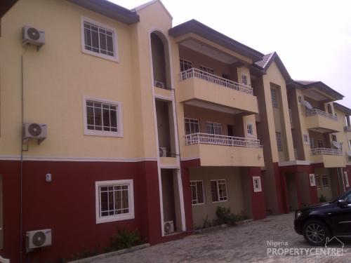 Utako - Block of 6 Nos. 3 Bedroom Flats, Near Peace Park, Utako, Abuja, Block of Flats for Sale