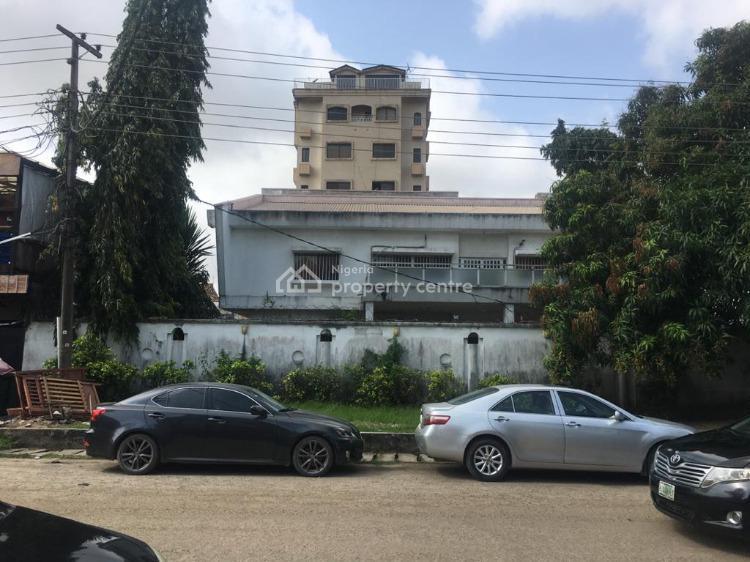 7 Bedroom Mansion with 9 Bedroom Bq, Off Younis Bashorun Street, Victoria Island (vi), Lagos, Detached Duplex for Sale