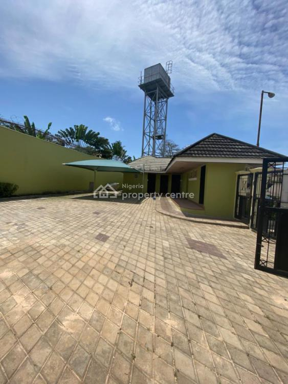 Newly Renovated 4 Bedroom Fully Detached House with 2 Rooms Bq., Ikoyi, Lagos, Detached Duplex for Rent