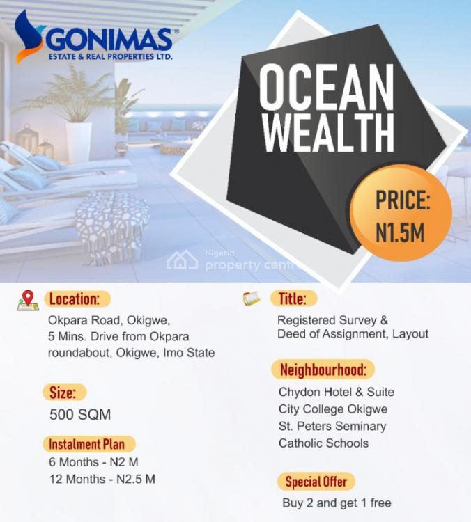 Commercial Land, Diamond Estate Shibiri Ojo Alaba Near International Market, Alaba, Ojo, Lagos, Commercial Land for Sale