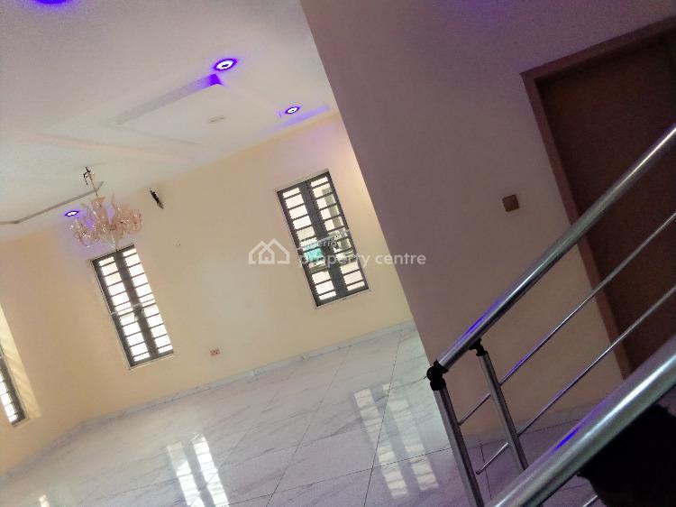Luxury and Excellent Fully  5 Bedrooms Detached  Duplex, Chevy View,chevron, Lekki, Lagos, Detached Duplex for Sale