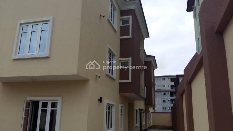 Well Furnished and Serviced 6 Blocks of 3 Bedroom Flats with Bq, Off Kunsenla Road, Ikate, Lekki, Lagos, Flat for Rent