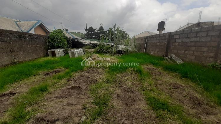 Well Located and Fenced Cornerpiece Plot of Land., Uzuoba, Port Harcourt, Rivers, Residential Land for Sale