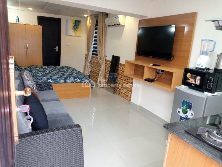 New Stunning Studio Apartment, 8, Balarabe Street, By 1004 Estate, Victoria Island Extension, Victoria Island (vi), Lagos, Self Contained (single Rooms) Short Let