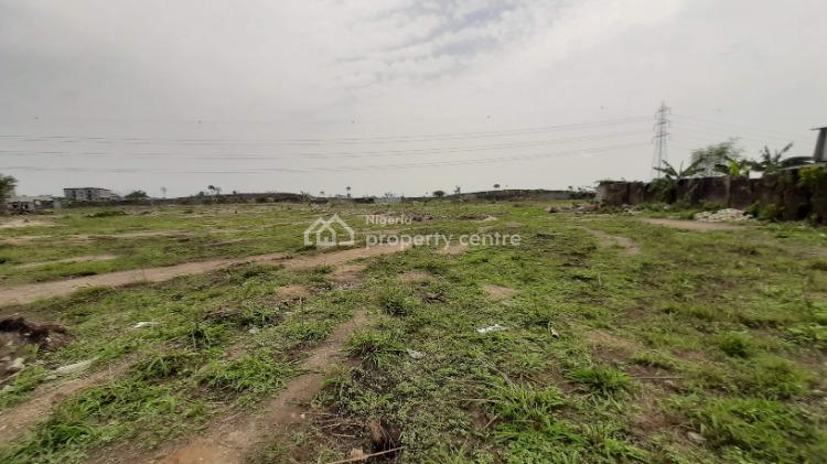 Strategically Located Land Measuring 25,635.610 Sqms (55 Plots ), G.u. Ake Road, Eliozu, Port Harcourt, Rivers, Mixed-use Land for Sale