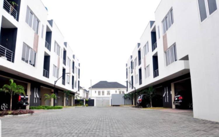 Luxury 3 Bedroom Apartment with a Pool, Osapa, Lekki, Lagos, Flat Short Let
