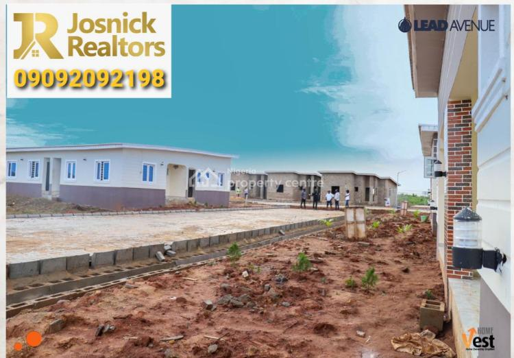 3 Bedrooms Terraced Bungalow, Behind Trademoore Estate Opposite Dunamis Headquarters, Lugbe District, Abuja, Terraced Bungalow for Sale