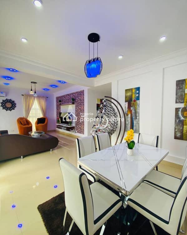 Very Luxury 3 Bedroom Duplex, Ikate, Lekki, Lagos, Detached Duplex Short Let