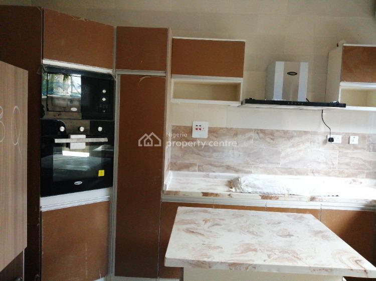 4 Bedrooms Luxury Finished Standard Terraced Duplex with a Room Bq, Adeniyi Jones, Ikeja, Lagos, Terraced Duplex for Sale