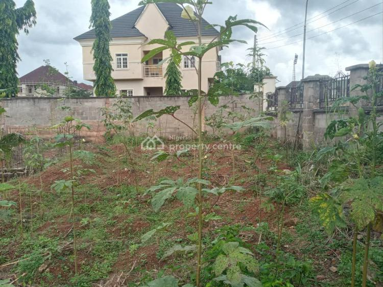 1200sqm Fenced Land, Liberty Estate Phase 1, Close to Spar and Okpara Square, Independence Layout, Enugu, Enugu, Residential Land for Sale