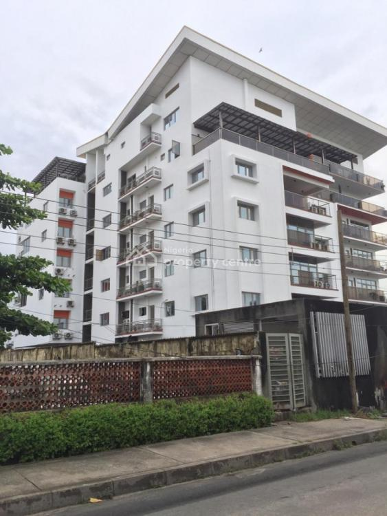 2 Bedroom Furnished and Serviced Apartment, Falomo, Ikoyi, Lagos, Flat for Sale