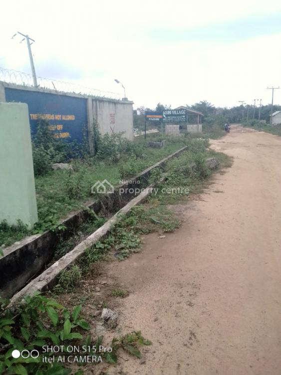 Commercial Land with with C of O, Diamond Estate Behind Mayfair Garden, Awoyaya, Ibeju Lekki, Lagos, Commercial Land for Sale