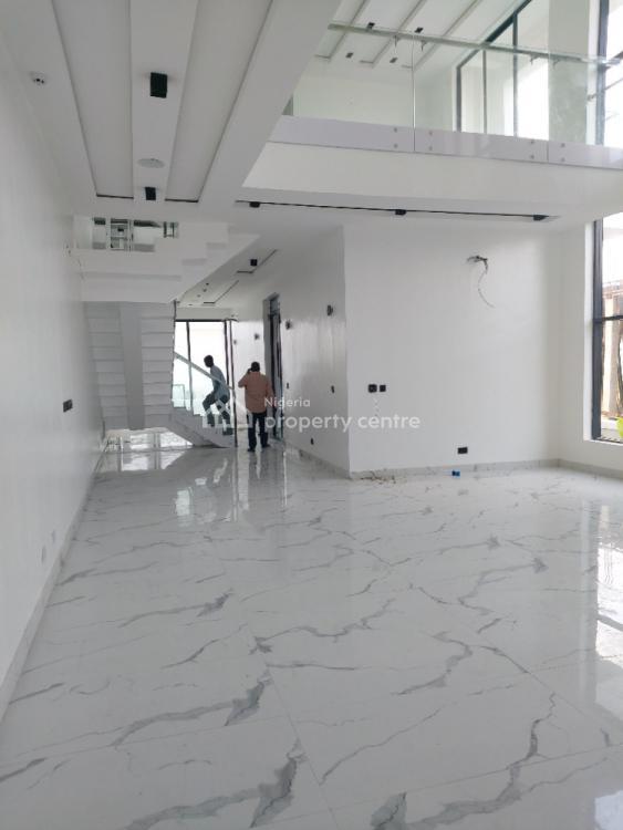 Tastefully Finished 5 Bedroom Semi Detached, Cowries Creek Estate, Nicon Town, Lekki, Lagos, Detached Duplex for Sale
