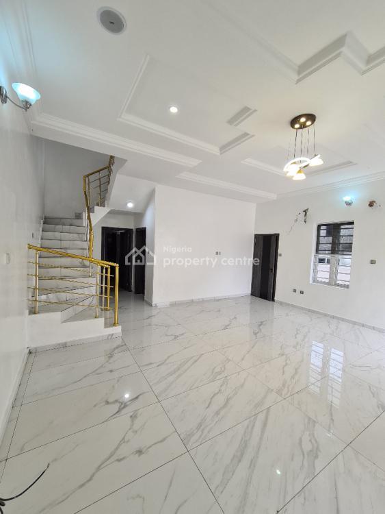 Affordable 4 Bedroom Semi Detached in a Good Neighbourhood, Ologolo, Agungi, Lekki, Lagos, Semi-detached Duplex for Sale