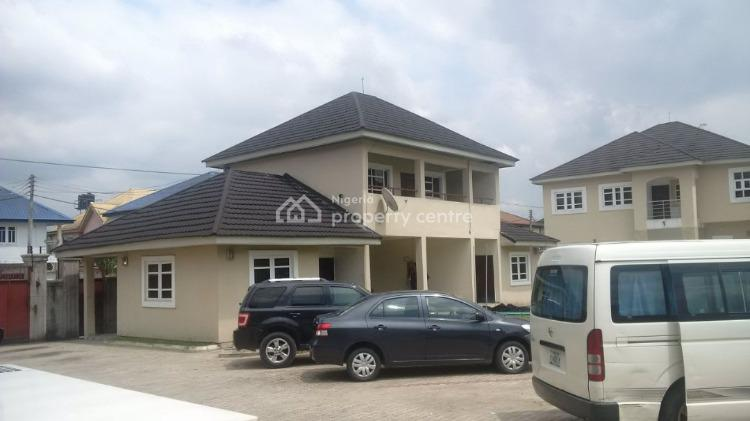10 (number) of 4 Bedroom Duplexes in 1 Acre of Land, Peter Odili Road, Trans Amadi, Port Harcourt, Rivers, Detached Duplex for Sale