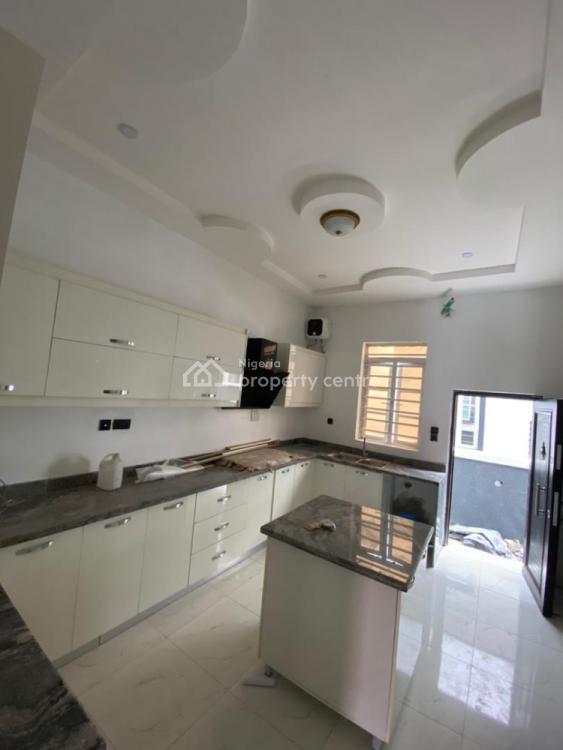 4 Bedroom Semidetached Duplex, 2nd Toll Gate, Lekki, Lagos, Semi-detached Duplex for Sale