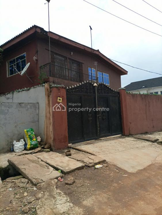 5 Bedrooms Duplex with Bq, Bayewu Close, Off Ajayi Road, Ogba, Ikeja, Lagos, Detached Duplex for Sale