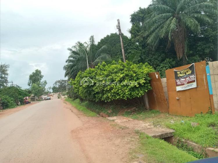 1700sqm Fenced and Gated Land, Nwafor Orizu Street (former Hometown), Independence Layout, Enugu, Enugu, Mixed-use Land for Sale