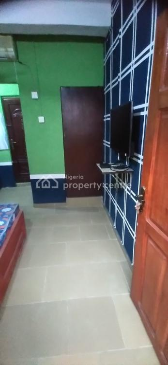 Furnishes Self Contained Room, Moore Road, Onike, Yaba, Lagos, Self Contained (single Rooms) for Rent