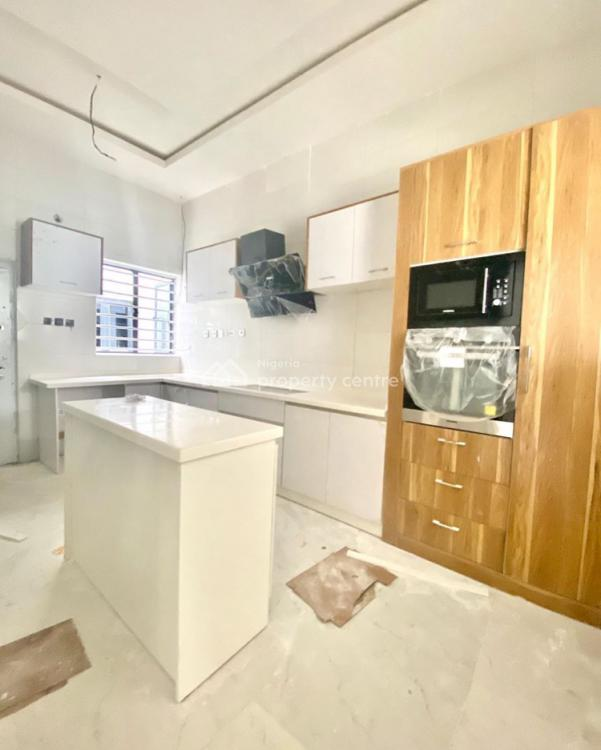 Tastefully Finished and Fully Serviced  4 Bedroom Terrace, Orchid Hotel Road, Second Toll Gate, Lafiaji, Lekki, Lagos, Terraced Duplex for Sale